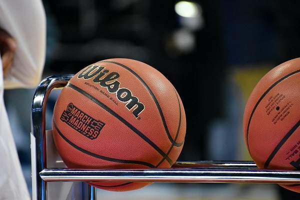 NCAA March Madness official basketball