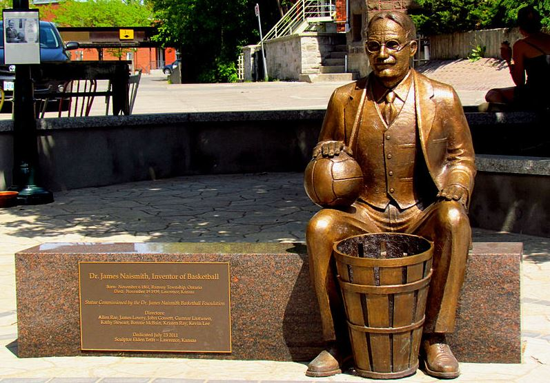 Interesting Facts About James Naismith and Basketball
